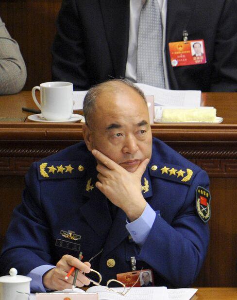 General Xu Qiliang