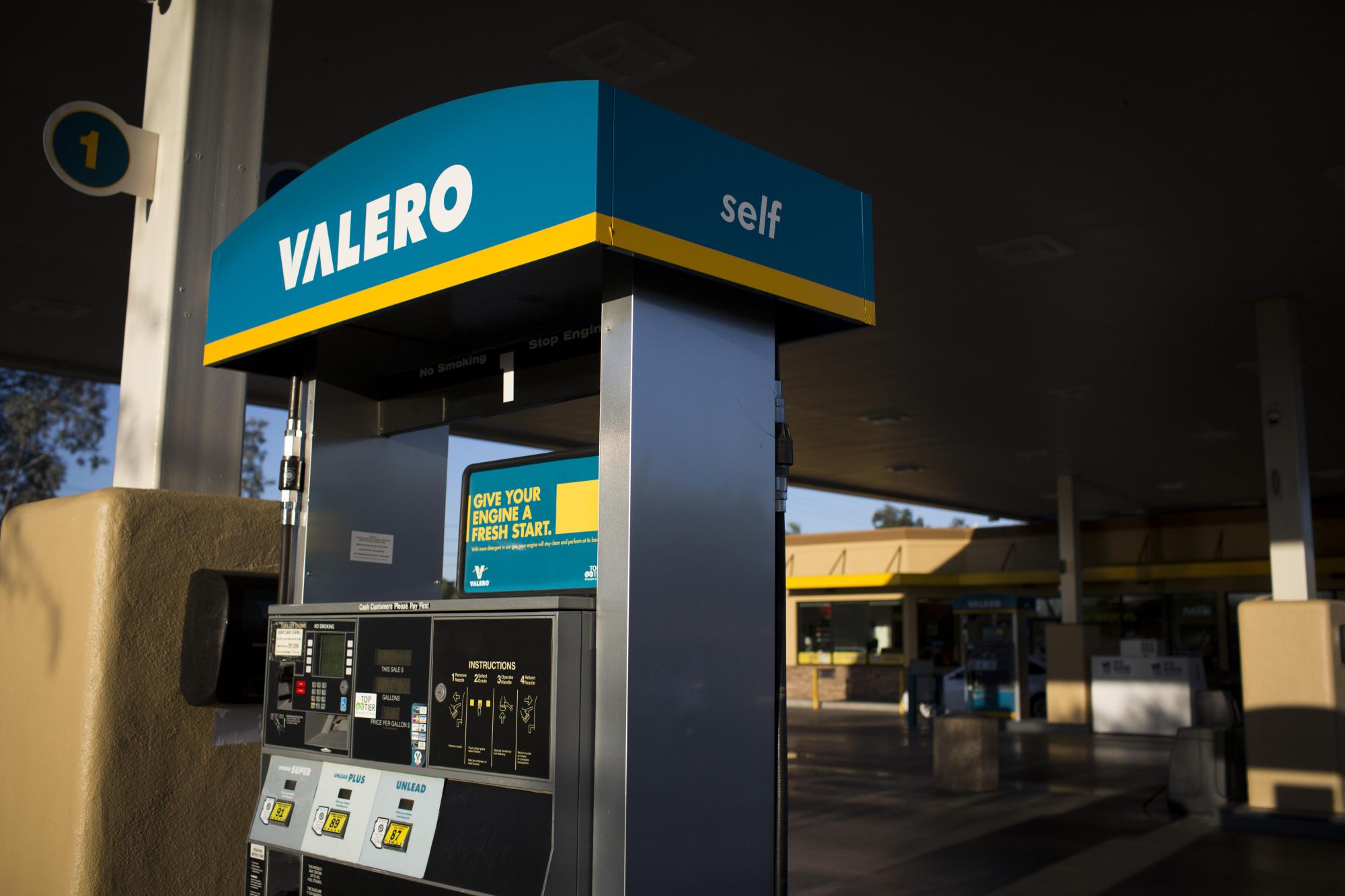 VLO*:Mexico Stock Quote - Valero Energy Corp - Bloomberg Markets