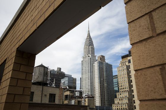 New York's Chrysler Building Is Up for Sale, Report Says