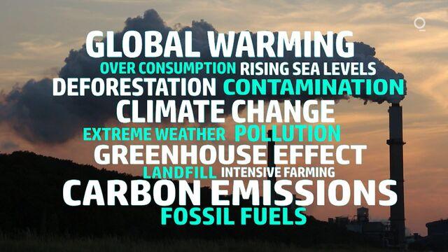 Imprecise Climate Terms