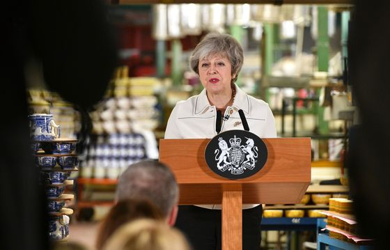 U.K. and EU DiplomatsNow Assume Brexit Will Be Delayed