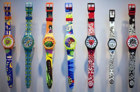 Swatch Partner Hengdeli Says China Luxury Watch Sales Slowing
