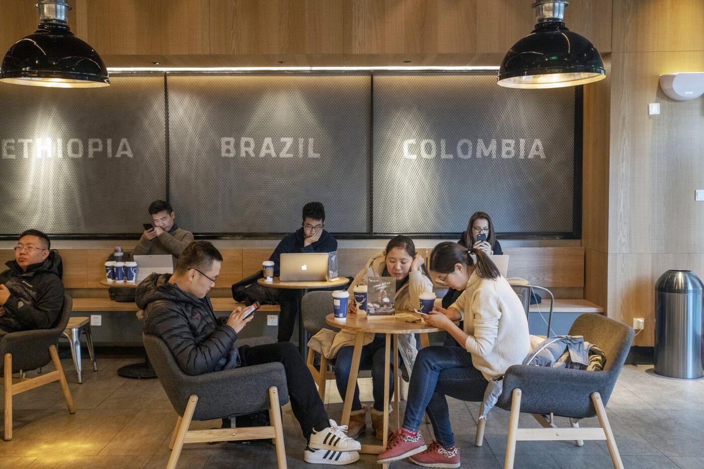 China's Coffee Unicorn Luckin Is Burning Millions to Overtake Starbucks