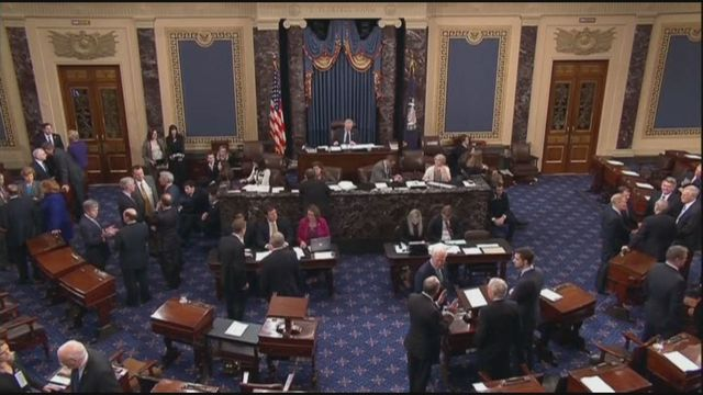 House passes measure to fund government and end shutdown