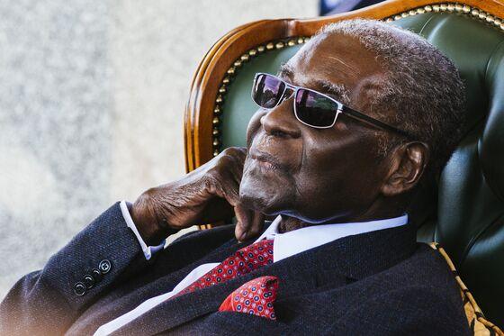Zimbabwe's Mugabe Hospitalized in Singapore Since April