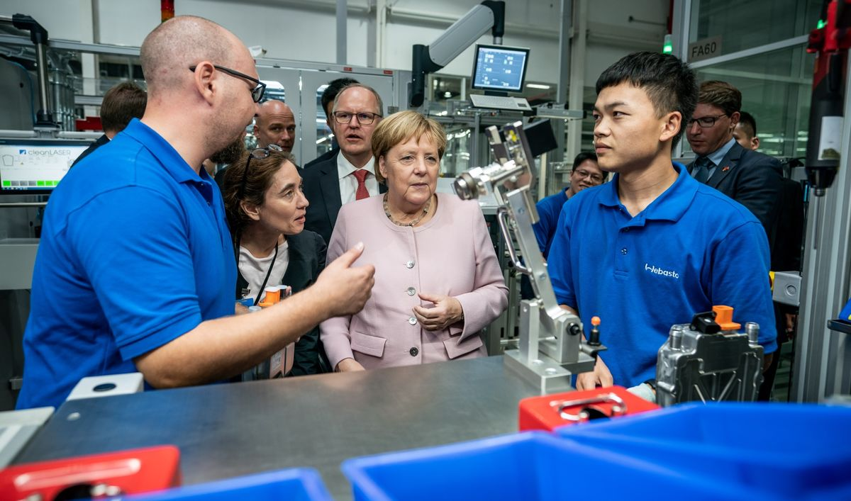 China Shapes the Fears and Ambitions for Germany After Merkel
