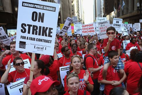 We Evaluate Doctors. Why Not Chicago Teachers?