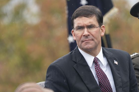 Esper Warns Turkey of 'Serious Consequences' Over Syria Move
