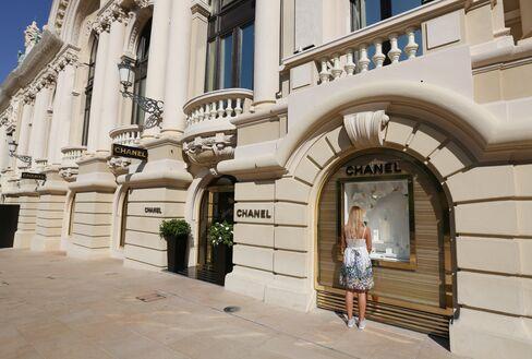 General Views Of The Principality Of Monaco