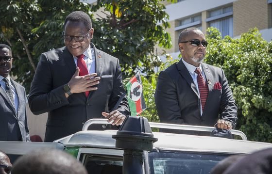 Malawi Opposition Has Edge in Court-Ordered Election Rerun