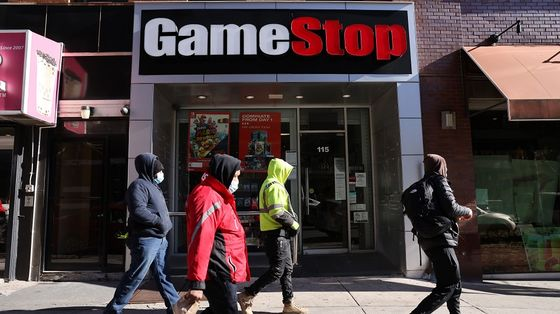 GameStop Surge Takes a Breather as Retail Fatigue Creeps In