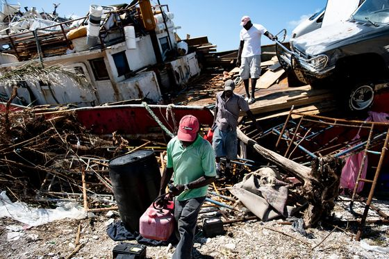 Hurricane Victims Embalmed Amid 'Staggering' Bahamas Death Toll