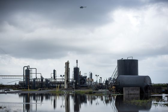 Second Refiner Taps U.S. Oil Reserve as Gulf Output Remains Shut