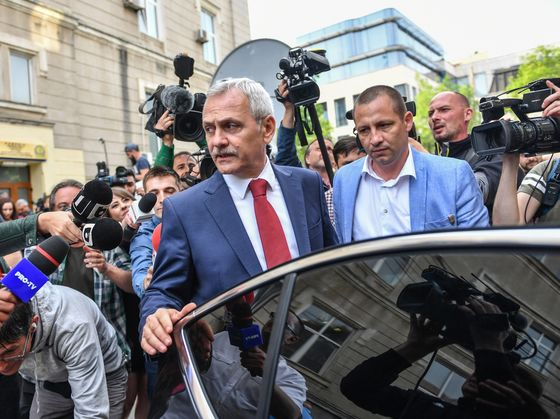 Romania's Leader Is Facing a Challenge From Ruling-Party Rebels