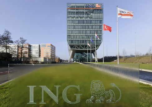 ING May Sell Canadian Online Bank With $40 Billion in Assets