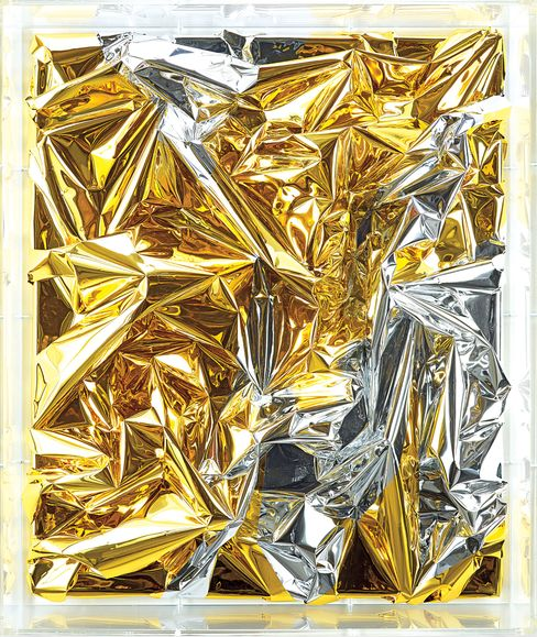 Untitled, 2013. Sold for $52,500 at Phillips New York in September 2014.