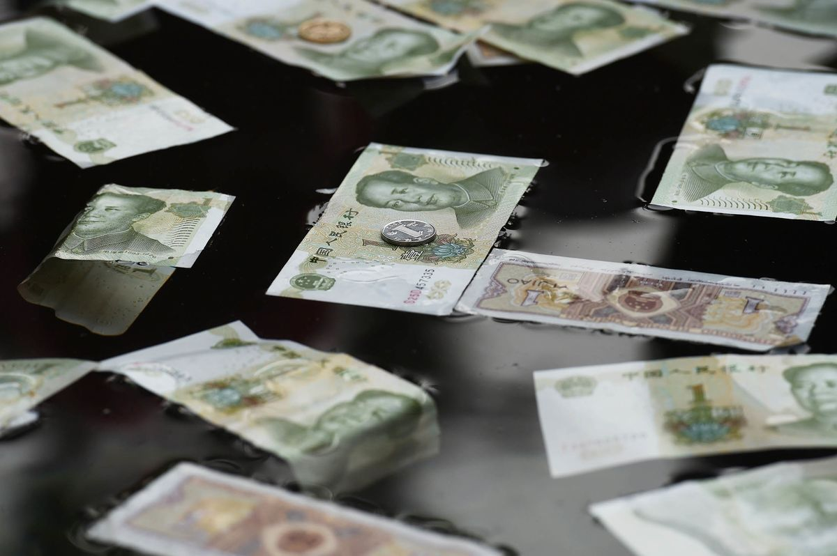 China's Yuan Faces a Rocky Road to Becoming a Truly Global Currency