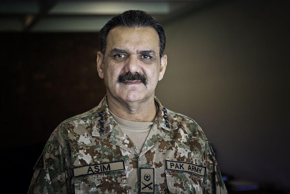 Pakistan Military Lieutenant General And Spokesman Asim Bajwa Interview