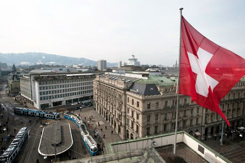 Bankers and Socialists Clash Over a Swiss Tax Break