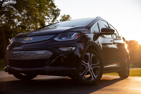 Chevy Bolt EV Owners Live 'Nightmare' Awaiting Battery-Fire Fix