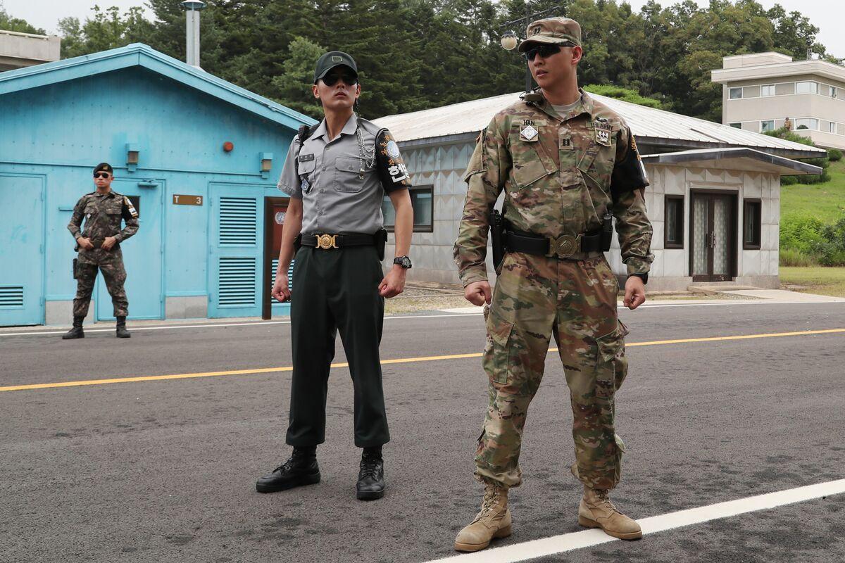 Trump Scraps Surprise Korea DMZ Visit as Fog Blankets Border