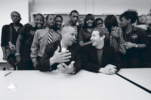 Facebook and Newark Schools: About the $100 Million...