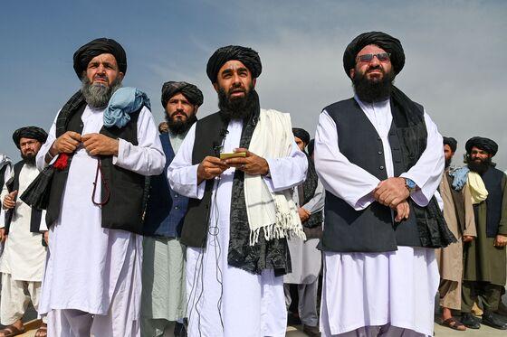 Taliban Seek Friendly U.S. Ties as Challenges Mount After War
