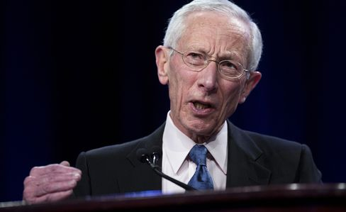 Federal Reserve Vice Chairman Stanley Fischer Speaks To The Economic Club Of New York
