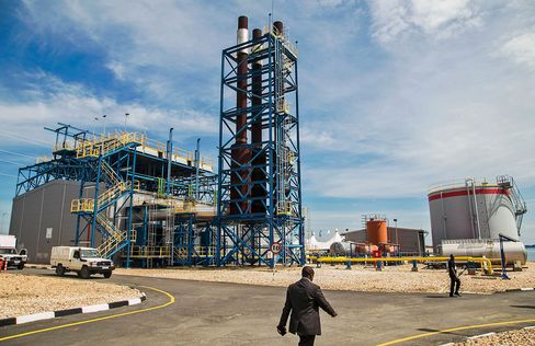RWANDA-ENERGY-GAS