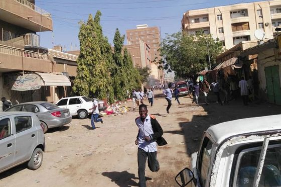 Sudan Seeks Foreign Help on Economy as Protests Rage