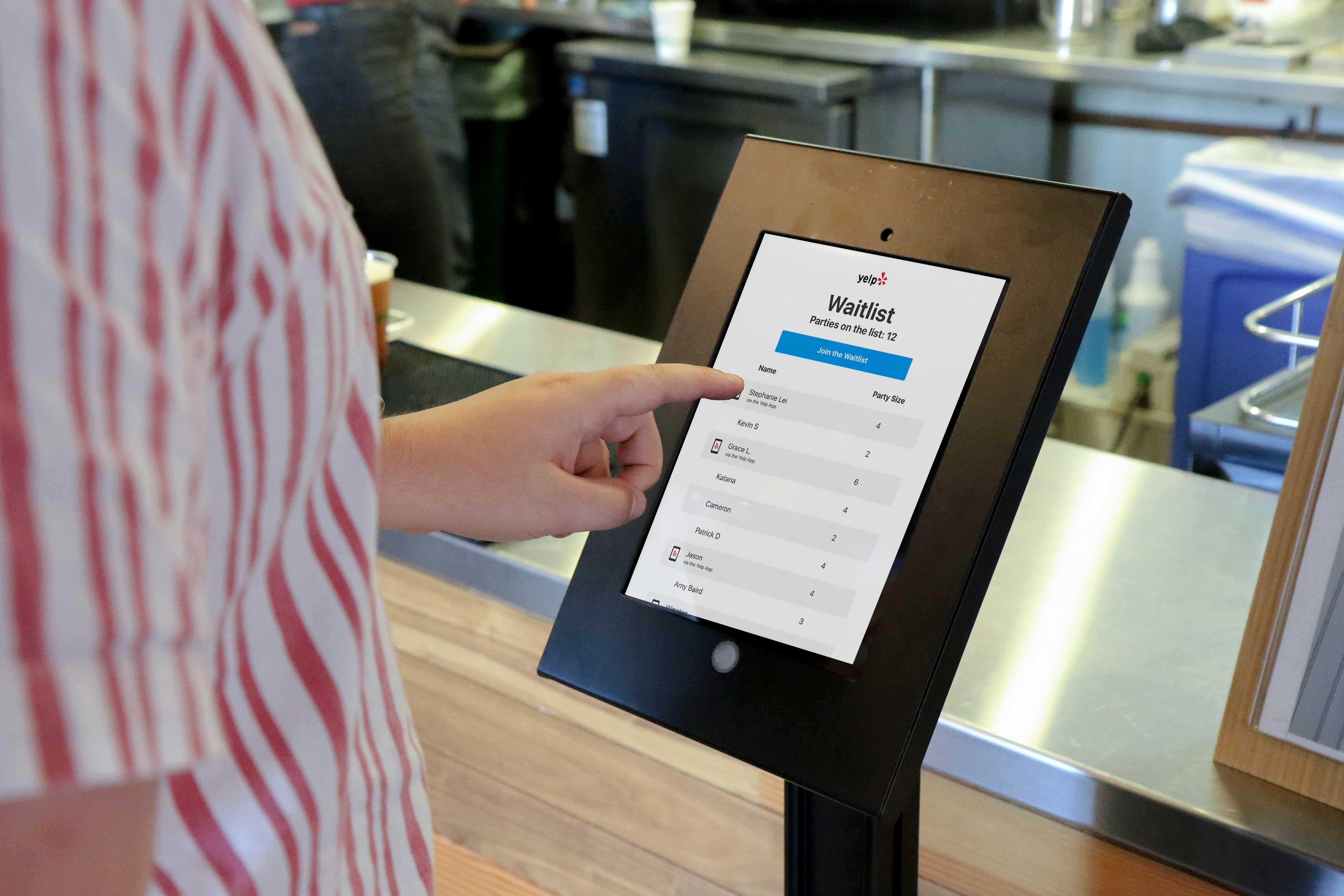 Yelp Grabs More Restaurant Reservations in OpenTable Challenge
