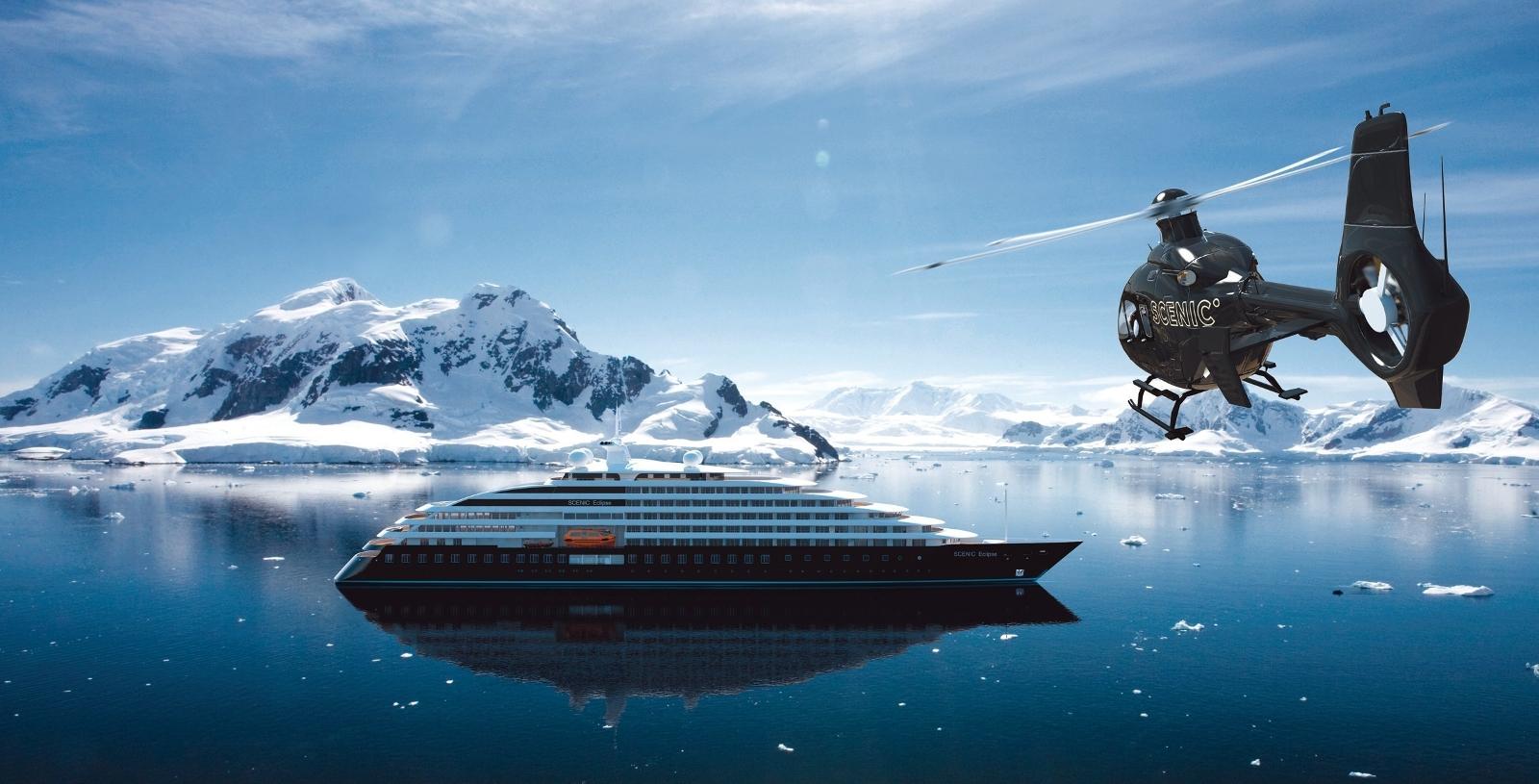 Antarctica Luxury Cruises World S Hottest Coldest