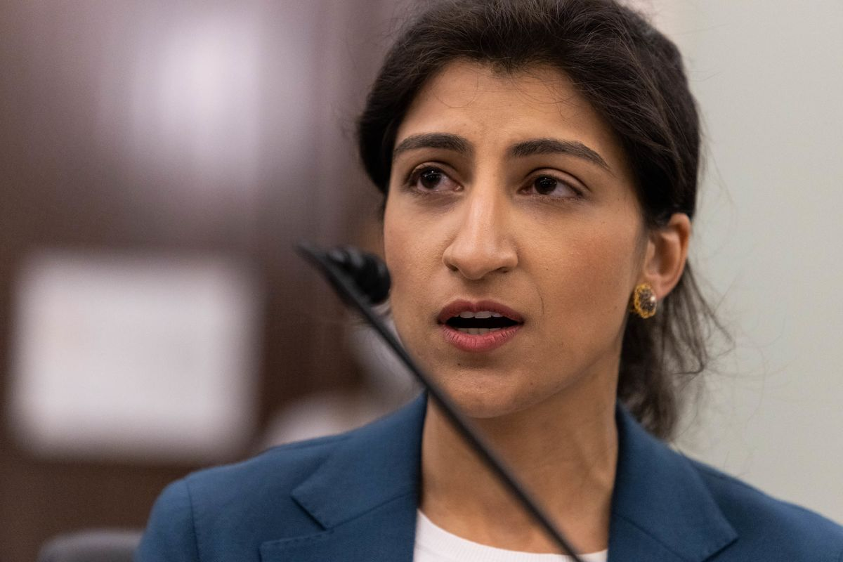 Lina Khan Can Enforce Antitrust Law. Only Congress Can Write It