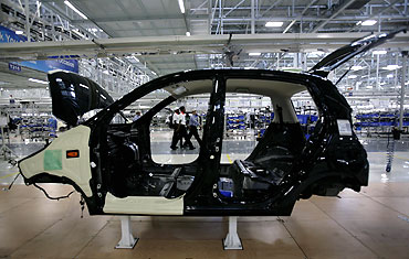 Hyundai Auto Factory