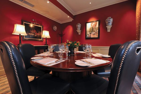 London\'s Seven Best Private Dining Rooms - Bloomberg