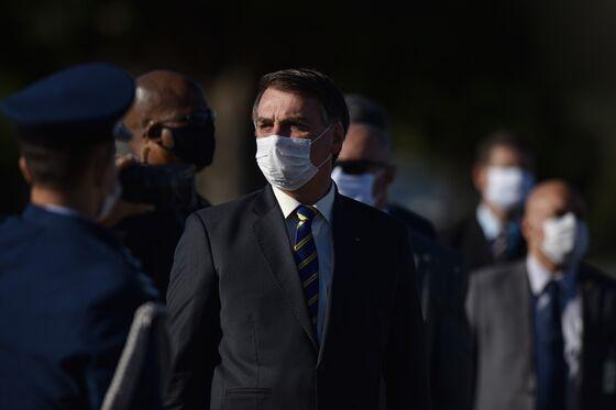 Brazil's Bolsonaro Tells Supporters Anti-Virus Measures Kill