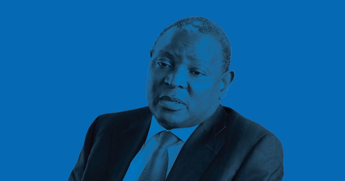 James Mwangi, the Banker Who Has Big Plans for Africa
