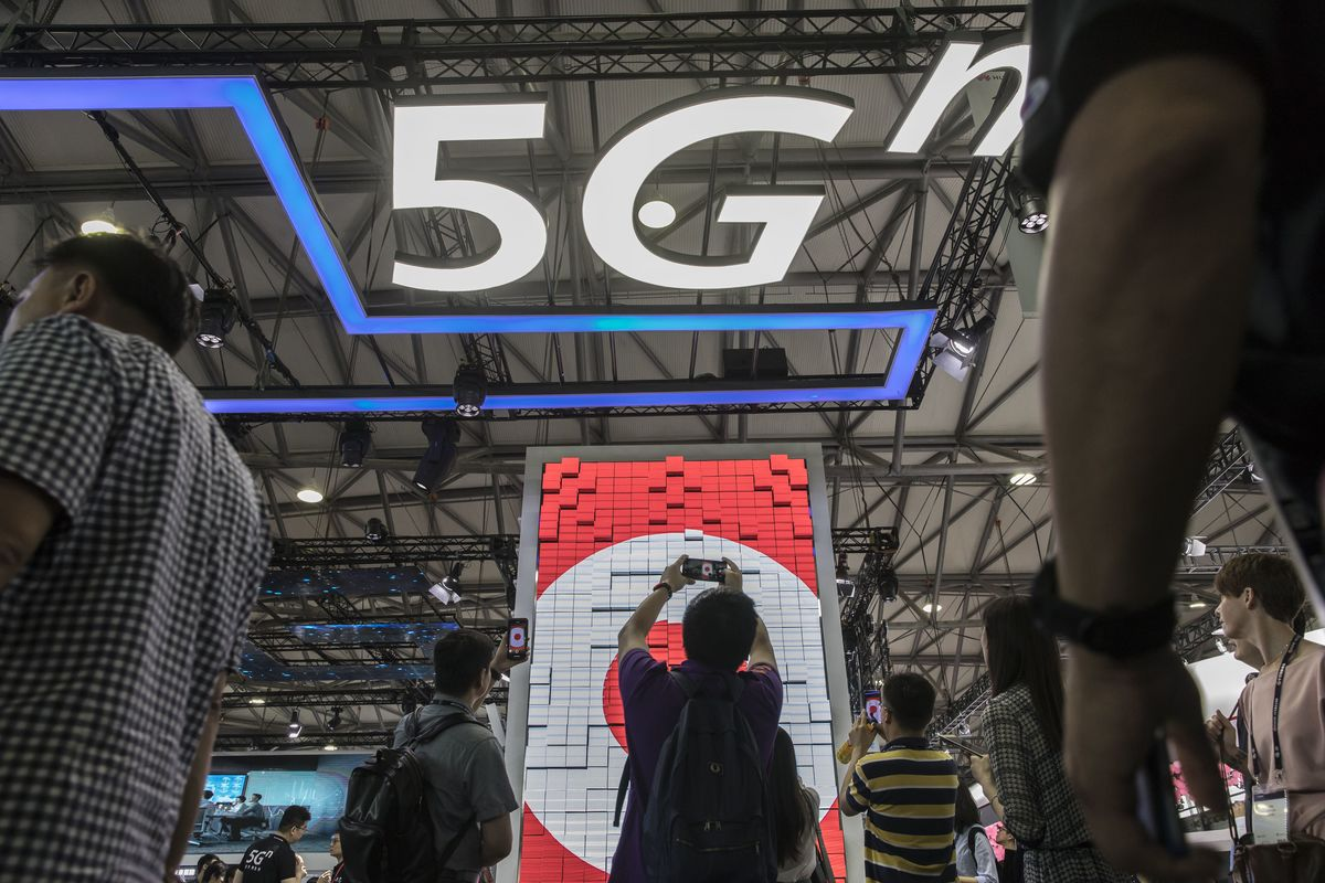5G Stocks Are Among Rare Winners in Japan's Sluggish Market