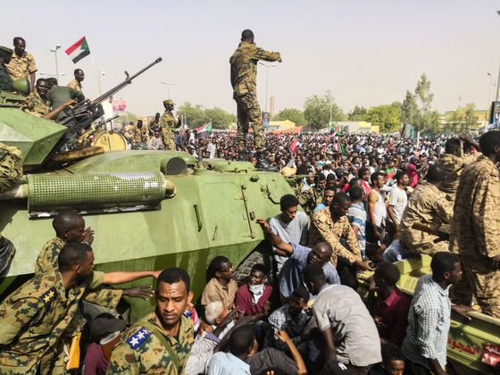 Sudan President Reportedly Steps Down as Army Readies Statement