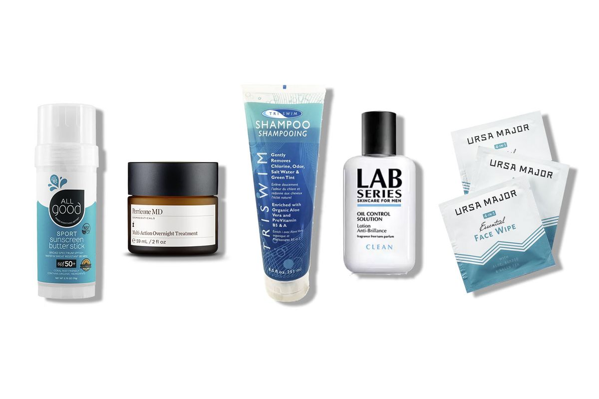 The Five Best Summer Grooming Products to Save Your Skin and Hair