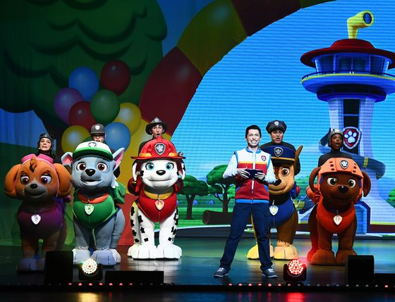 Cirque du Soleil Sets Sights on Kids' Market With Paw Patrol