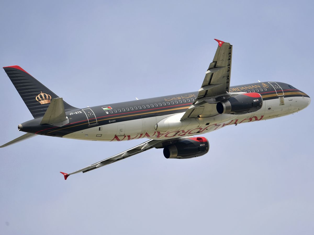 Royal Jordanian CEO in Talks About Strategic Airline Partnership