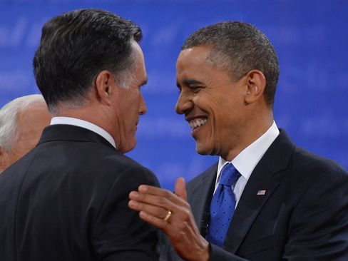 Obama Meets Romney for Last Debate Focused on Foreign Policy
