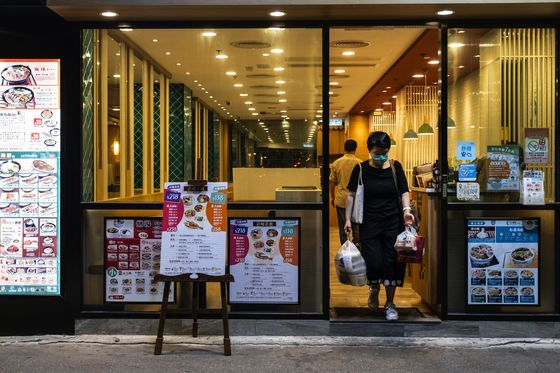 Hong Kong to Ban Dining-in, Gatherings Of More Than Two