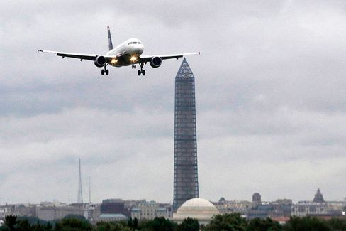 When Uncle Sam Sneezes, US Airways Gets a Cold