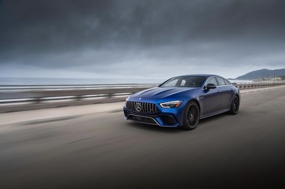Mercedes-AMG GT 63 S Review: ASupercar With Creature Comforts