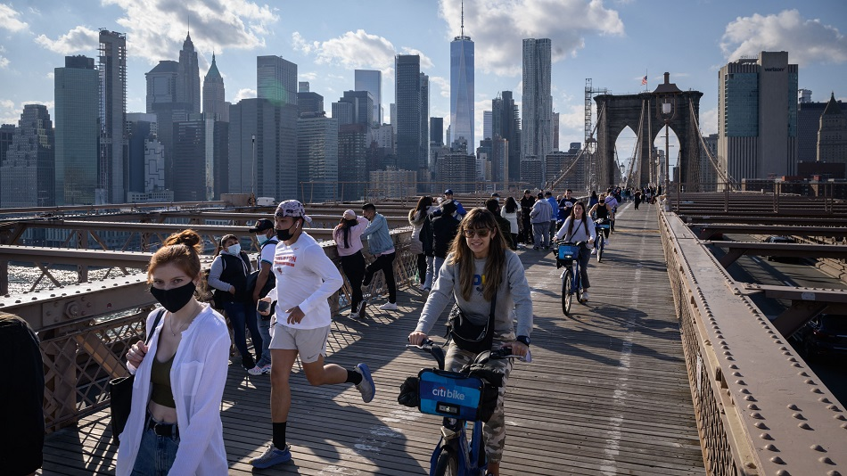 The Mental Health Benefits of Living in a Big City
