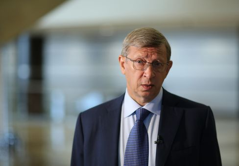 Russian Tycoon Vladimir Evtushenkov