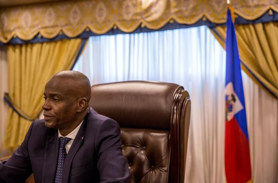 Haiti Seeks IMF Deal to Revive Worst Economy Since 2010 Quake