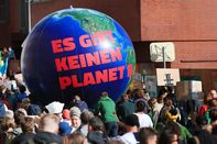 Protesters Rally Around the World for Action on Climate Change